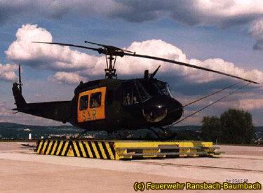Vorgänger SAR 73 (Bell UH-1D)