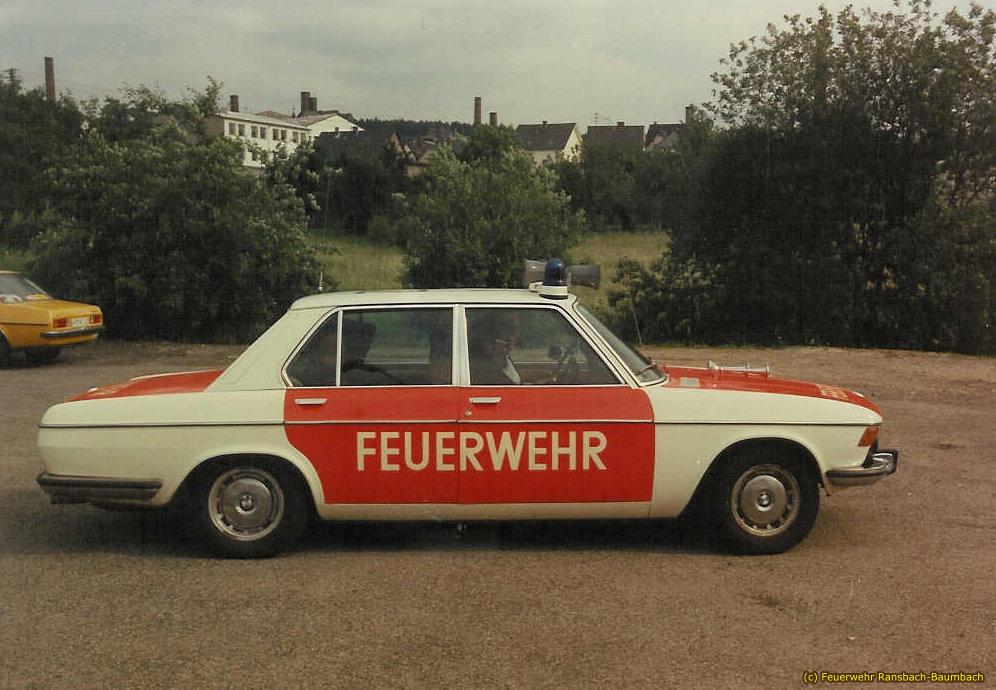 Kdow BMW von 1976