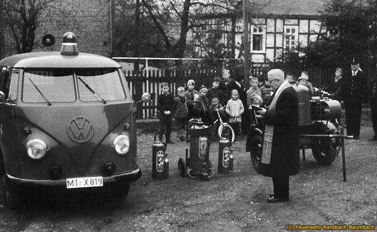 Mannschaftswagen von 1962