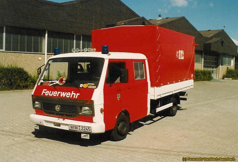 MTF-L VW LT von 1994