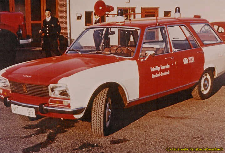 SRF VRW Peugeot von 1972