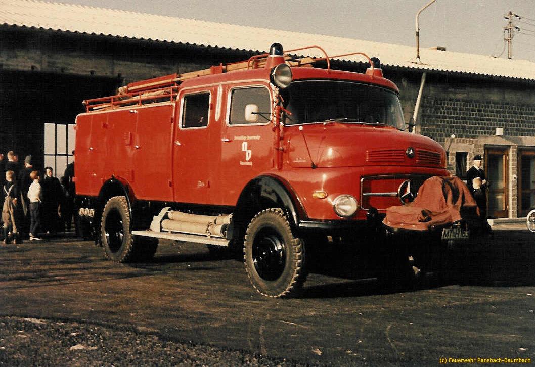 TLF 16 Baumbach von 1960