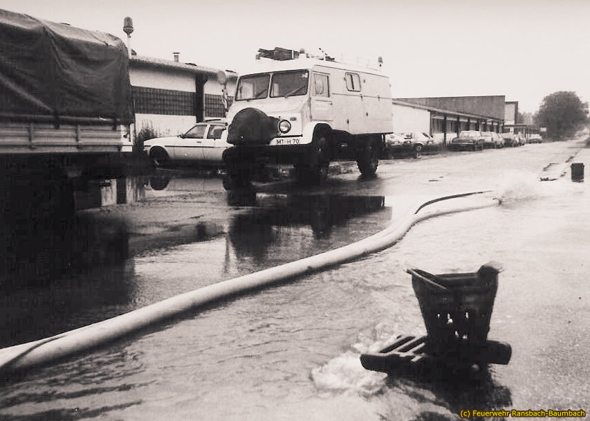 Unimog LF 8 von 1967
